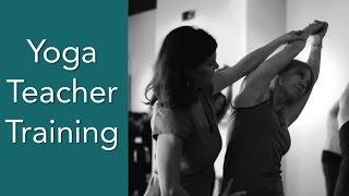 Yoga Teacher Training at Be The Change