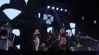 P!nk - Can't take me home medley live in Prague, 2013.05.10.