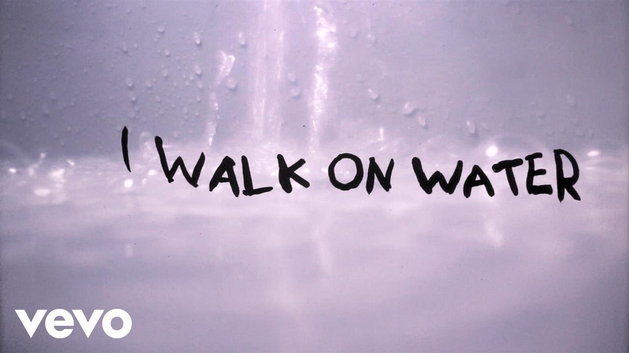 Eminem - Walk On Water (Lyric Video) ft. Beyoncé