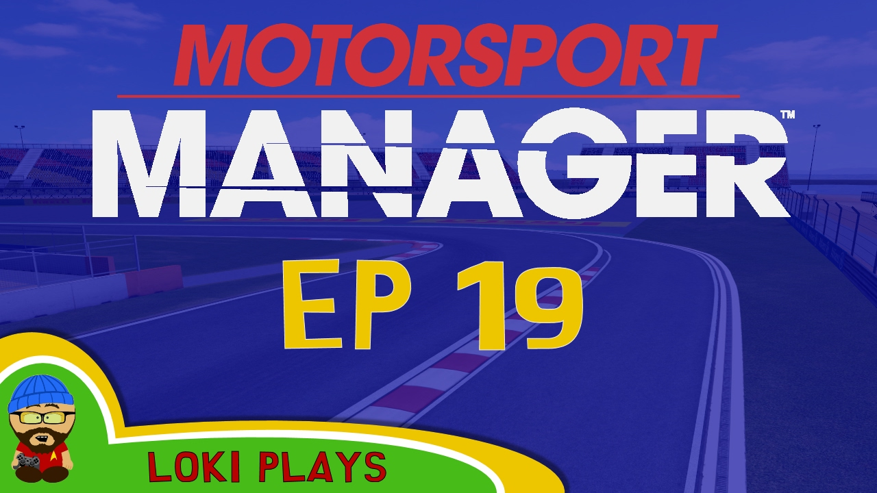 motorsport manager pc lets play ep19 last race of the season youtube. Black Bedroom Furniture Sets. Home Design Ideas