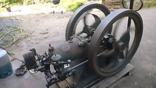 ancien moteur fixe Masure et Deltour