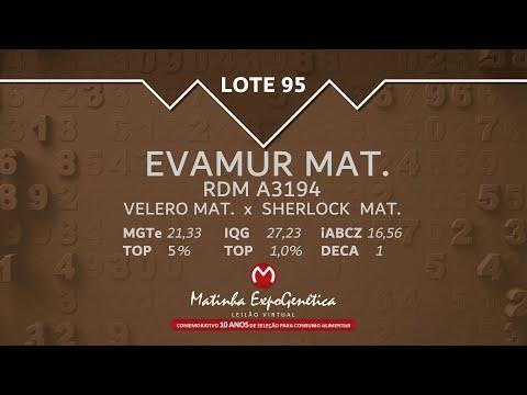 LOTE 95 MATINHA EXPOGENÉTICA 2021