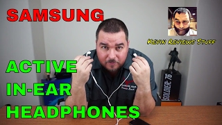 Video Samsung Galaxy S7 Active In-Ear Headphones with Remote and Mic download MP3, 3GP, MP4, WEBM, AVI, FLV Juli 2018