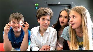 GIRLS VS BOYS CHALLENGE