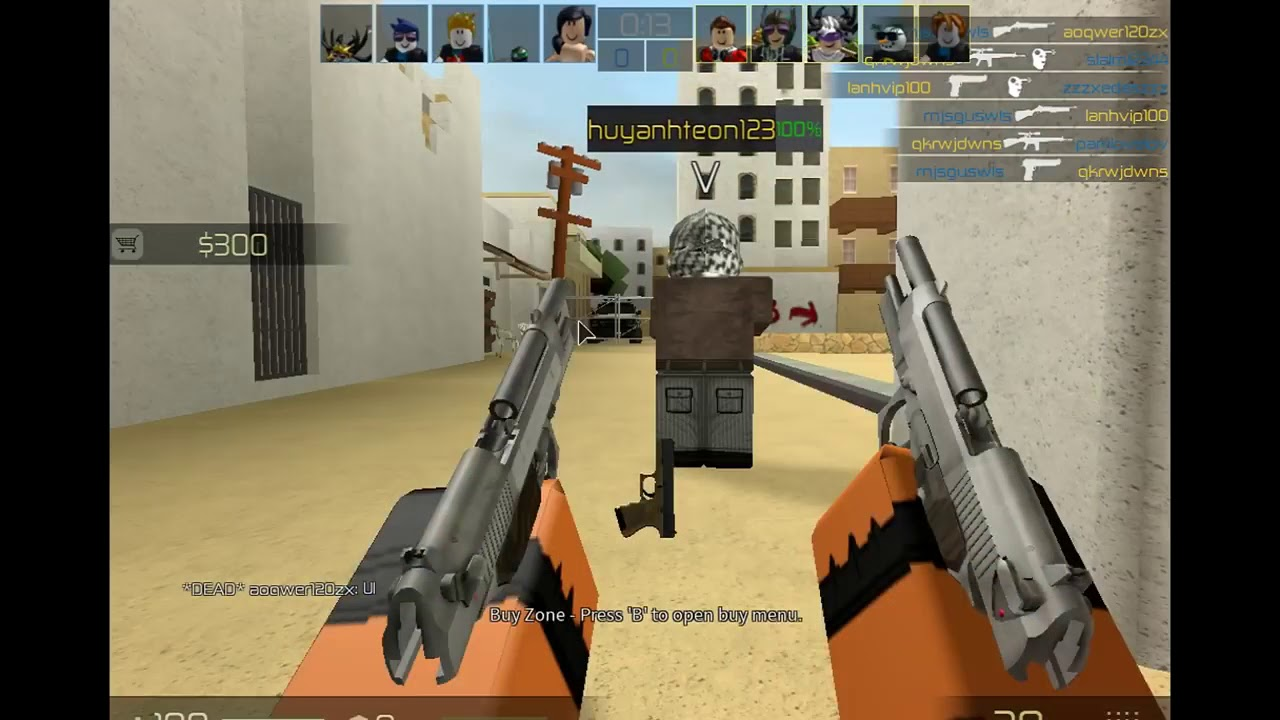 Counter Blox Roblox Offensive How To Hack