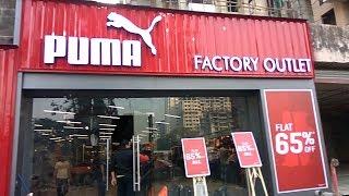 Puma Factory Outlet Mumbai | Mira Road
