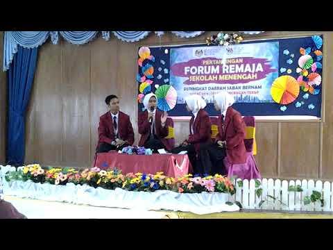 JOHAN FORUM REMAJA PERINGKAT DAERAH SABAK BERNAM 2018 SMK SUNGAI BESAR