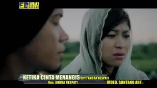 Andra respati feat Elsa Pitaloka  💔 Ketika Cinta Menangis 💔