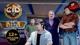 Inspector Vikram Behind Poorvi's Kidnapping_? | सीआईडी | CID Meets Bollywood