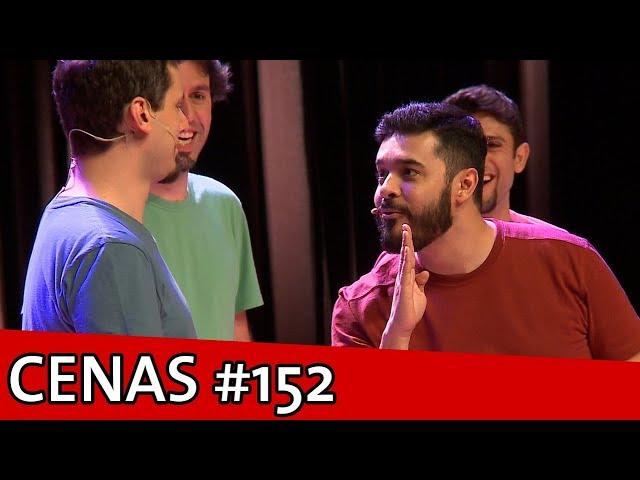 IMPROVÁVEL - CENAS IMPROVÁVEIS #152