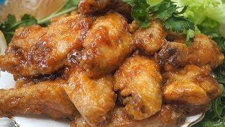 Нереально вкусно! Объедение из куриных крылышек БЕЗ ВОЗНИ за 30 минут!