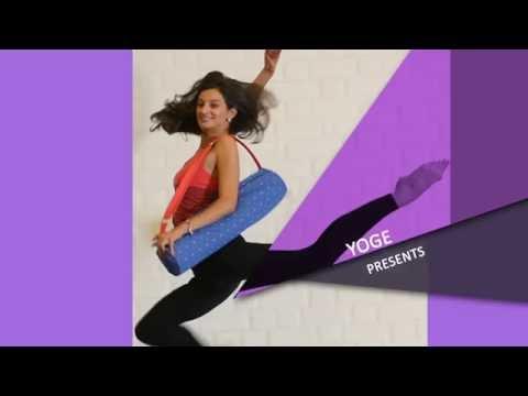 Yoge's Yoga Mat Bags!