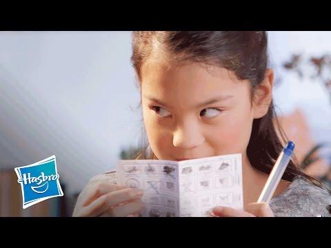 'Monopoly Junior, Scrabble Junior, Game of Life Junior & Clue Junior' Official TV Commercial