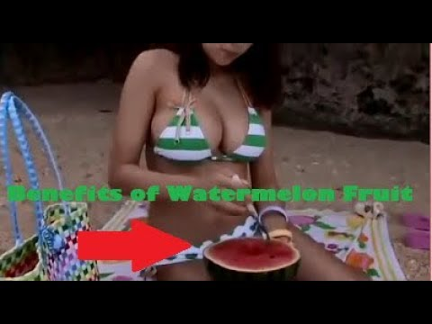 Benefits of Watermelon Fruit for Beauty and Health-MAU TAU CHANNEL