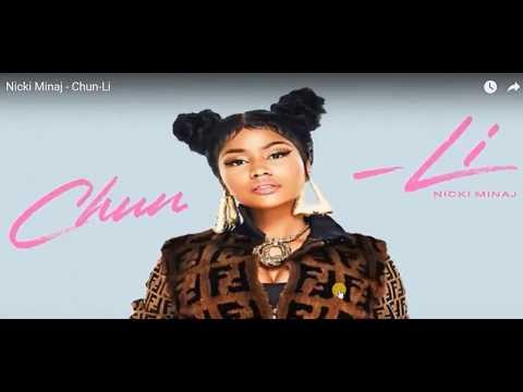 Nicki Minaj Destroys Cardi B w/ The Chun Li Effect & Barbie Tingz