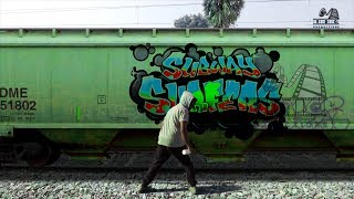 Subway Surfers Gameplay in Real Life