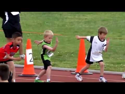 Judd's EPPING Little Athletics u6 60m run