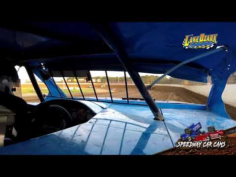 #16 Hunter Cuno - Usra B Mod - 9-7-19 Lake Ozark Speedway- In Car Camera