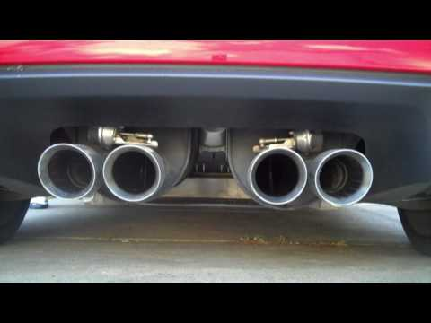 Pull the Fuse on your C6 Corvette's Dual Mode Exhaust