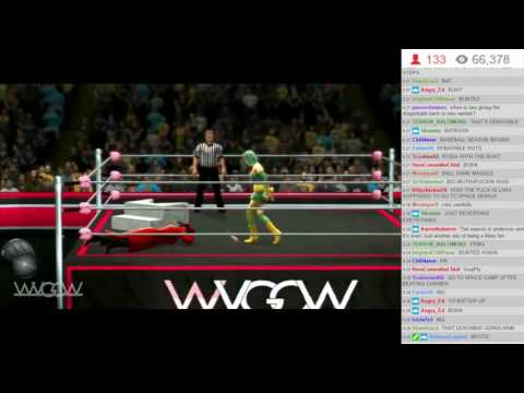 WVGCW S8E12 - 13: Extreme Rules Submission Match
