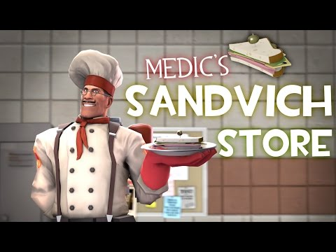 Medic's Sandvich Store [Saxxy Awards 2016 Short]