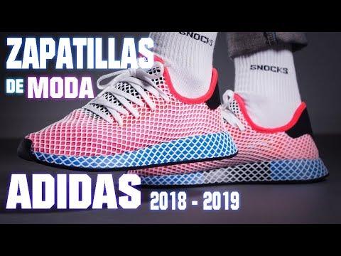 zapatillas adidas hombre 2019