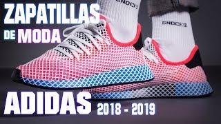 favorito Hostil once  Zapatillas de MODA ADIDAS l Temporada 2018 - 2019 l StreetWear & Casual  [Hombre/Mujer] - YouTube