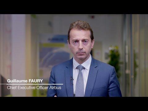 Déclaration du CEO d'Airbus à propos du Covid-19