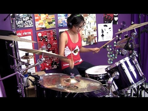 Ninja Nins - HLAG 2014 - September (Drum Cover) - Earth, Wind and Fire