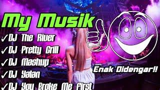 Download DJ The River ll Full Album Bass Enak🔊