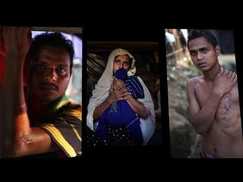 Myanmar's Rohingya Detail Army Massacre