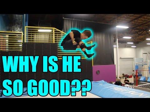 GAME OF FLIP!! (vs Tyler Funk)