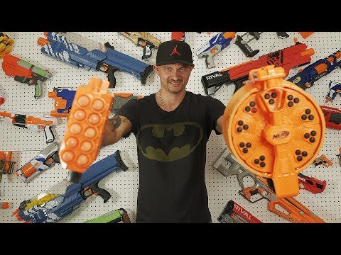 Thumbnail: ULTIMATE NERF LOADOUT!!