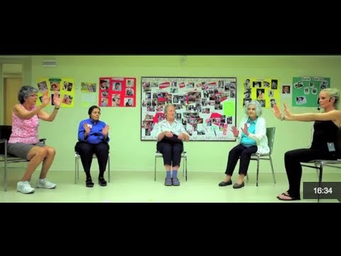 Gentle Chair Yoga for Dementia
