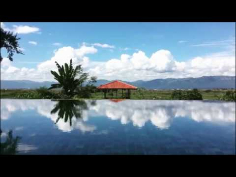 Myanmar Luxury Hotel - A Beautiful Day at Sanctum Inle Resor
