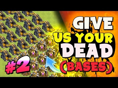 Clash of Clans: THE 100% BEST FARMING RANGE... Search For THE HOLY GRAIL #2