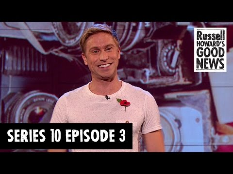 Russell Howard's Good News - Series 10, Episode 3