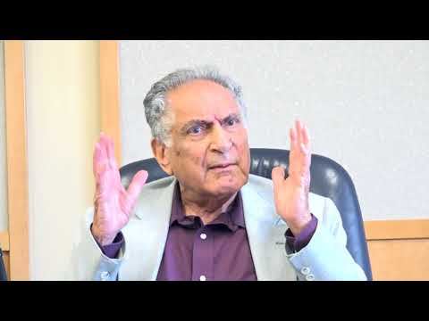 The Mind Is a Bulldog, Ishwar Puri, Chicago, 20th Oct 2017, Part 1 of 2