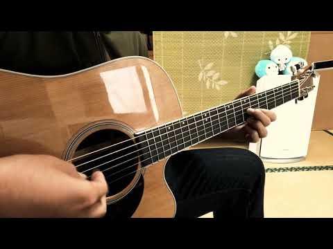 【山崎まさよし】One more time,one more chance【ソロギター】北田ようすけ