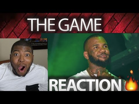 The Game - Heaven 4 A Gangster REACTION!!!!!