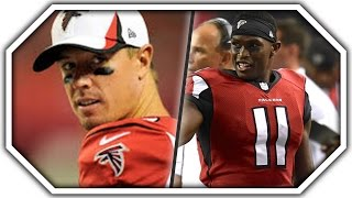 TWO ATLANTA FALCONS MAKE HISTORY!!! | Today In Sports - NFL Week 4 Review!!!