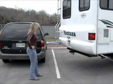 new fifth wheel and tractor trailer moving invention a must see youtube