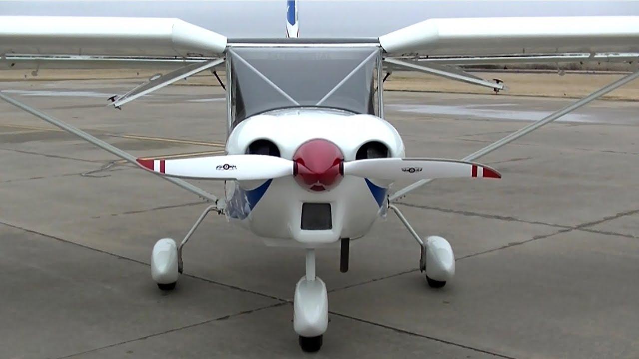 Zenith CH 750 Cruzer - 64-inch Sensenich propeller