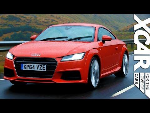 2015 Audi TT: Slick, Fast, Sharp – XCAR