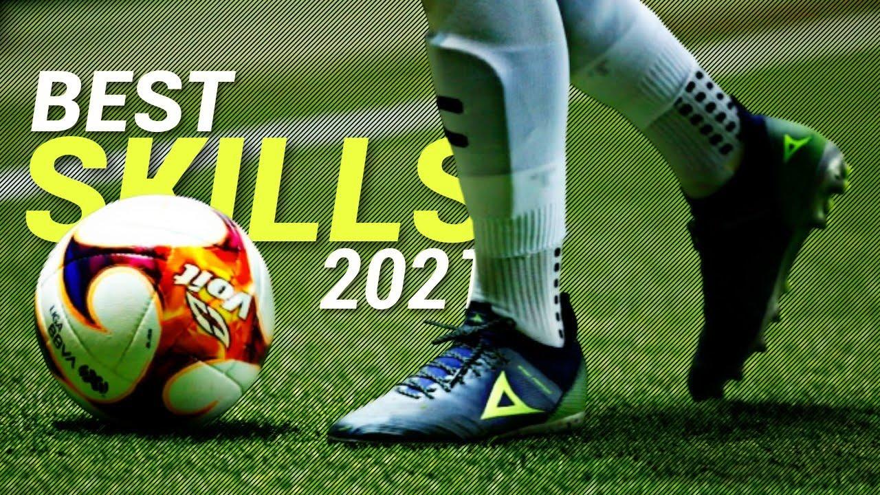 Best Football Skills 2021 #3
