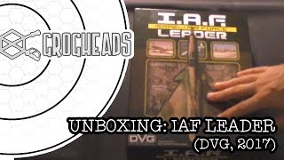 GrogHeads.com Unboxes IAF (Israeli Air Force) Leader