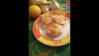 Запеченная свинина с ананасами