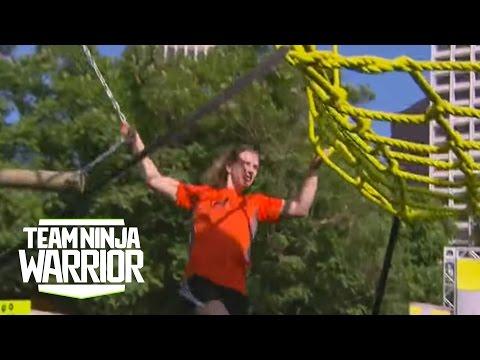 Season 2, Episode 8: Jessie Graff vs. Kirsti Pratt | Team Ninja Warrior