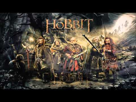 The Hobbit - Misty Mountains Instrumental [Extended Version]