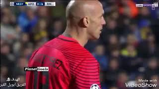 افضل.10 اهداف لكرستيانو رونالدو في دوري الابطال 2018(HD)